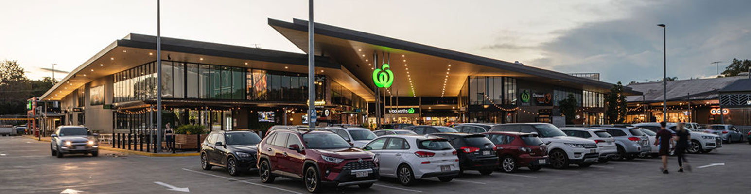 Chatswood Central Shopping Centre Parking Banner